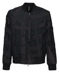 メンズ Raeburn Airbrake Limited Edition ボンバージャケット Black