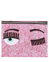 Marsupio Glitter di Chiara Ferragni in Pink