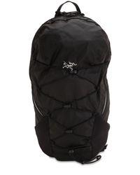 Arc'teryx Black Aerios 10 Backpack for men