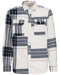 メンズ The North Face Arroyo コットンフランネルシャツ Multicolor