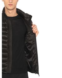 Prada Black Nylon Down Jacket for men