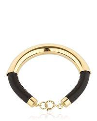 Isabel Marant - Metallic Krishna Bracelet - Lyst