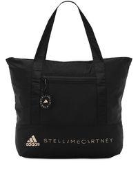 """Adidas By Stella McCartney Black Mittelgrosse Tasche """"stella Mccartney"""""""