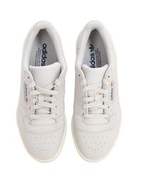 Adidas Originals Powerphase レザースニーカー White