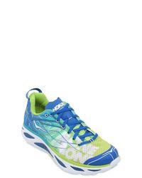 Hoka One One - Blue Huaka 2 Light Road Running Sneakers for Men - Lyst