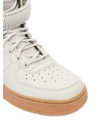 """Baskets Montantes """"sf Air Force 1"""" Nike pour homme en coloris Multicolor"""