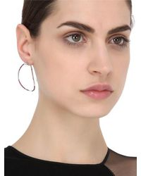 Delfina Delettrez - Red Ear-clipse Mono Earring - Lyst