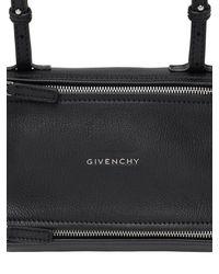 Givenchy Pandora グレインレザーバッグ Black