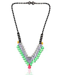 Tom Binns - Multicolor Electro Clash Nova Necklace - Lyst