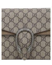 Gucci Multicolor Small Dionysus Gg Supreme Shoulder Bag