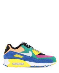 メンズ Nike Air Max 90 Qs Viotech スニーカー Multicolor