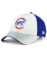 29ea66dd2ec Lyst - KTZ Chicago Cubs Shimmer Shine 9twenty Cap