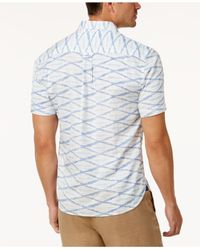 Tommy Bahama | Blue Men's Island Print Shirt for Men | Lyst