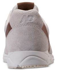 New Balance Gray Women's 96 Copper Casual Sneakers From Finish Line