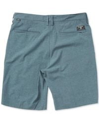 Billabong - Blue Crossfire X Submersibles Shorts for Men - Lyst