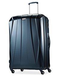 """Samsonite Blue Vibratta 29"""" Hardside Spinner Suitcase"""