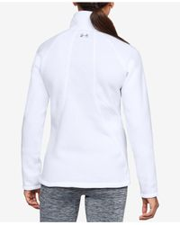 Under Armour | White Storm Jacket | Lyst