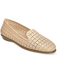 Aerosoles - Natural You Betcha Flats - Lyst