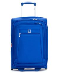 "Delsey | Closeout! 60% Off Helium Hyperlite 21"" Rolling Carry-on Suitcase, Also Available In Blue, A Macy's Exclusive Color for Men 