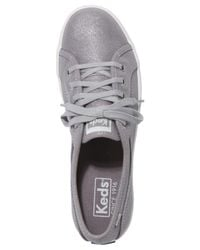 Keds Metallic Women's Coursa Lace-up Sneakers