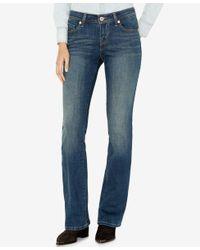 Levi's | Blue 529 Curvy Bootcut Jeans | Lyst