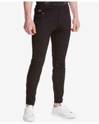 Lacoste | Black Men's Sport Performance Track Pants for Men | Lyst