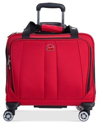 Delsey | Red Helium Breeze 5.0 Spinner Tote for Men | Lyst