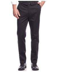 INC International Concepts - Black Men's Truman Slim-fit, Pants, Only At Macy's for Men - Lyst