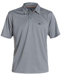 Quiksilver | Gray Waterman Collection Men's Water Polo for Men | Lyst