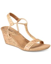 Style & Co. | Multicolor Mulan Wedge Sandals, Only At Macy's | Lyst