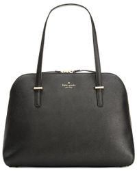 kate spade new york | Black Cedar Street Maise Shoulder Bag | Lyst