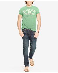 Polo Ralph Lauren - Blue Sullivan Slim-fit Lightweight Morris-wash Jeans for Men - Lyst