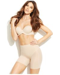 Wacoal | Natural Firm Control Smooth Complexion Long Leg Shaper 805351 | Lyst