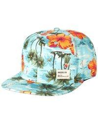 Woolrich - Multicolor Beach-print Hat for Men - Lyst