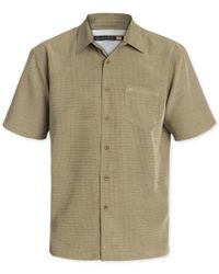 Quiksilver | Green Waterman Collection Men's Centinela 3 Shirt for Men | Lyst