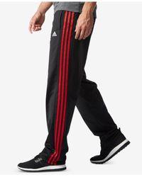 Adidas Originals - Black Track Pants for Men - Lyst
