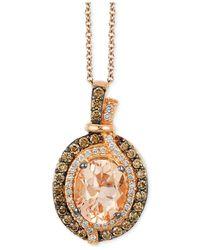 Le Vian   Orange Chocolatier Vanilla Diamonds (1/8 C.t. T.w.)   Lyst