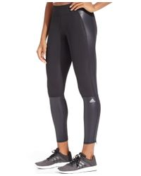 Adidas Originals | Black Supernova Climacool Leggings | Lyst