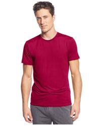 32 Degrees Red Crew-neck T-shirt for men