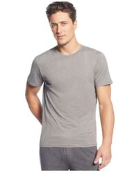 32 Degrees Gray 32 Degrees By Crew-neck T-shirt for men