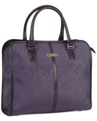 Nine West | Purple Closeout! 70% Off Naria Tote, Only At Macy's | Lyst