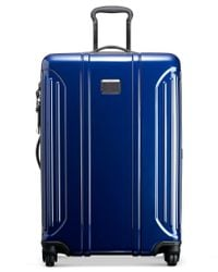 "Tumi | Blue 40% Off Vapor Lite 29.5"" Hardside Large Trip Packing Suitcase for Men 