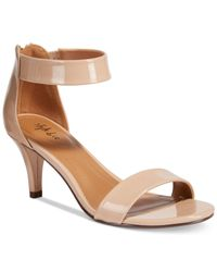 Style & Co. | Natural Paycee Two-piece Dress Sandals, Only At Macy's | Lyst