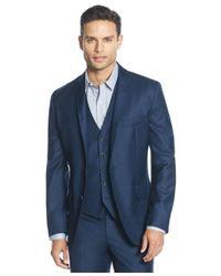INC International Concepts | Blue Men's James Slim-fit Suit Jacket, Only At Macy's for Men | Lyst