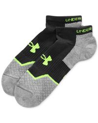 Under Armour - Green Men's Tour No-show Socks for Men - Lyst