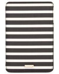 kate spade new york | Black Ipad Mini Folio Hardcase | Lyst