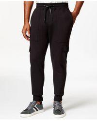 Sean John | Black Pocket Jogger Pants for Men | Lyst