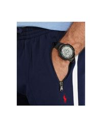 Polo Ralph Lauren Blue Big Tall Interlock Jogger Pants (cruise Navy) Men's Casual Pants for men