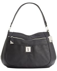 Style & Co. | Black New Myriam Convertible Hobo, Only At Macy's | Lyst