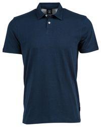 Volcom   Blue Men's Wowzer Polo for Men   Lyst